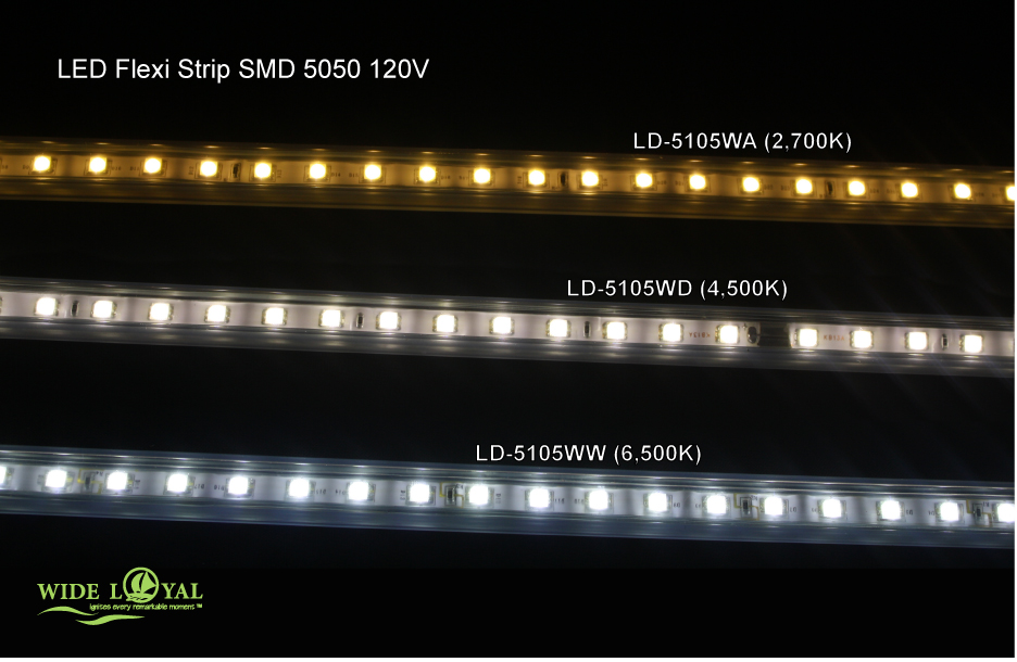 4 Strip Light 120v led strip audiocablefo