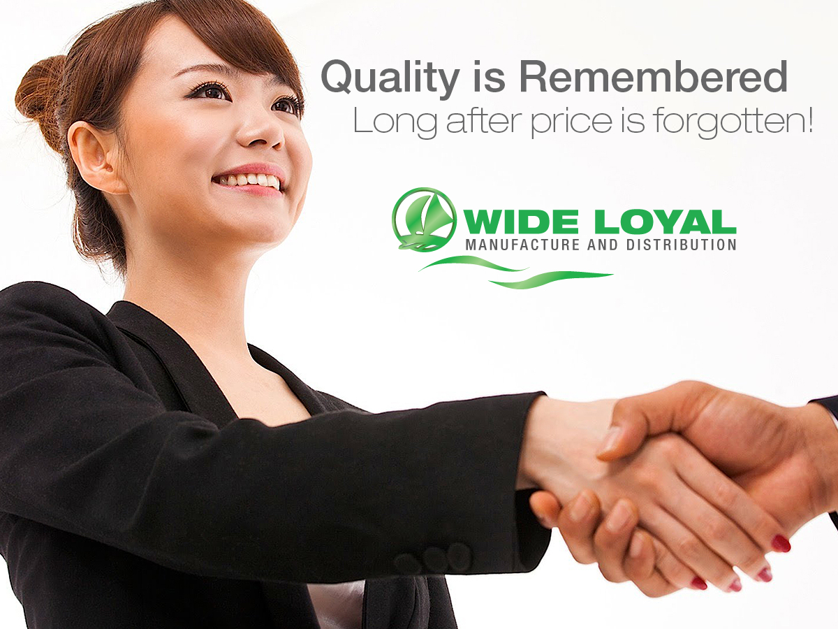 Wide Loyal Quality Service