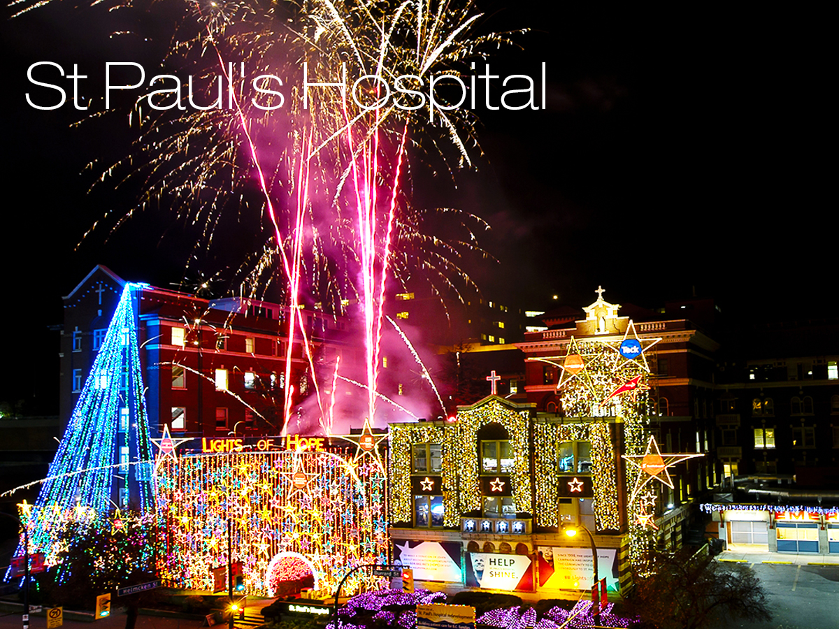 St Paul's Hospital Vancouver BC