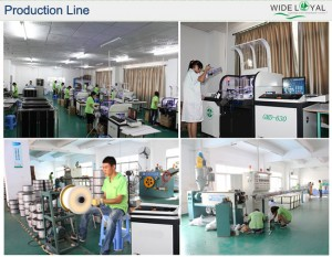 SMD5050-120V-production-line