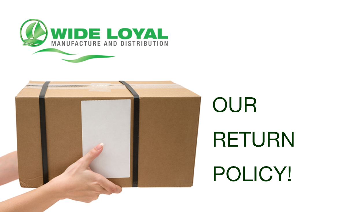 Wide loyal return policy please note we have updated our wide loyal return policy as of june 01 2015 upon receiving a shipment the customer should inspect it and report within 5 aloadofball Images